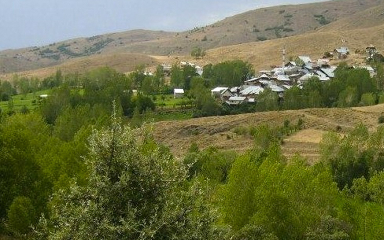 Muhtarın testinin pozitif çıkmasının ardından köy giriş ve çıkışa kapatıldı