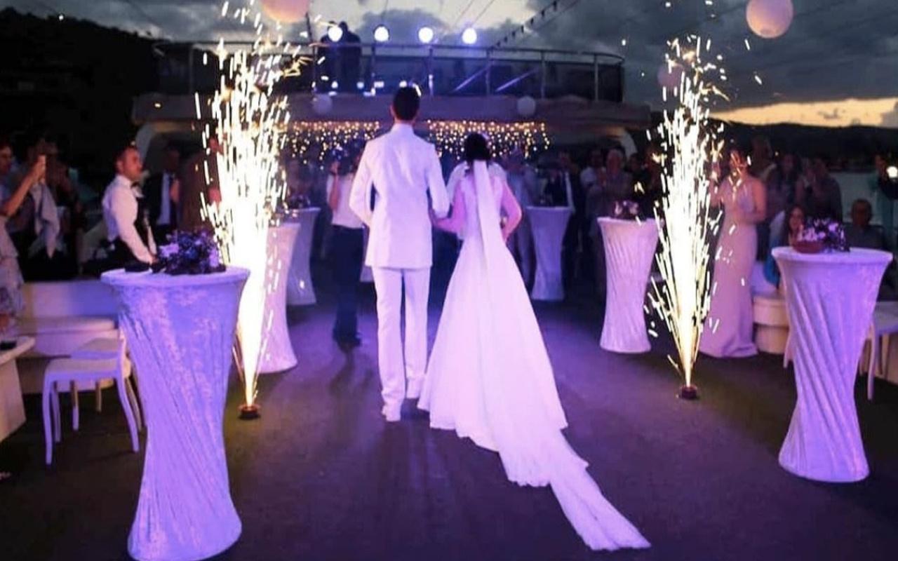 Düğün ve nişanlara denetim! İçişleri Bakanlığı duyurdu