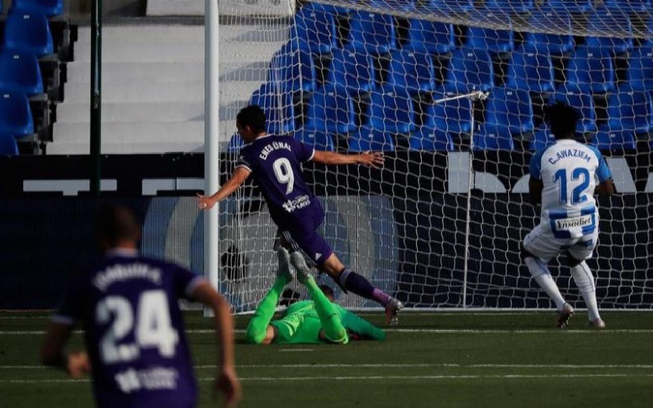 Enes Ünal gol attı Real Valladolid kazandı