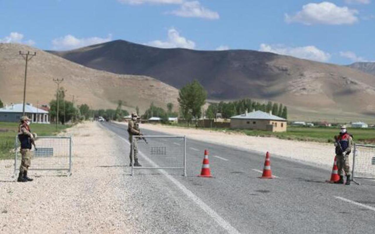 Ordu'da 2 sokak karantinaya alındı