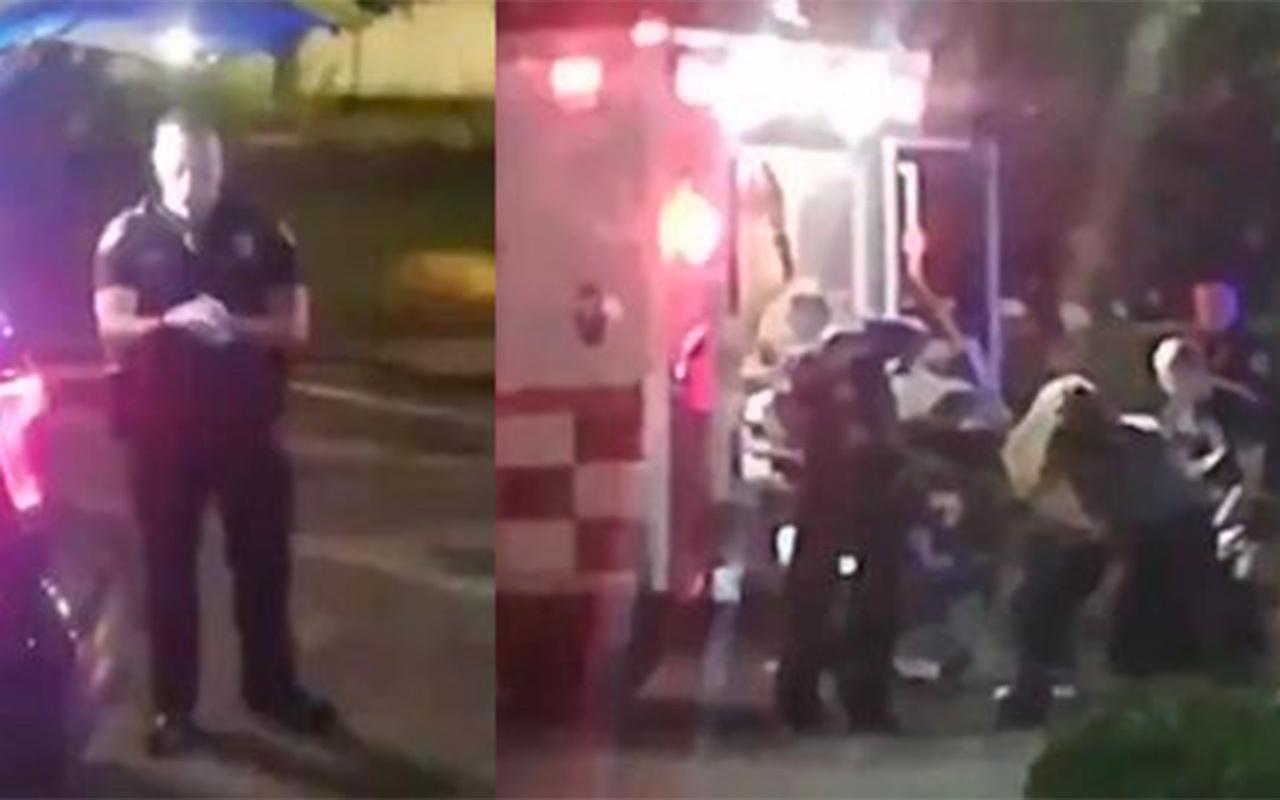 ABD'de polis bir siyahı daha öldürdü! Arabanın içinde uyurken polis vurdu