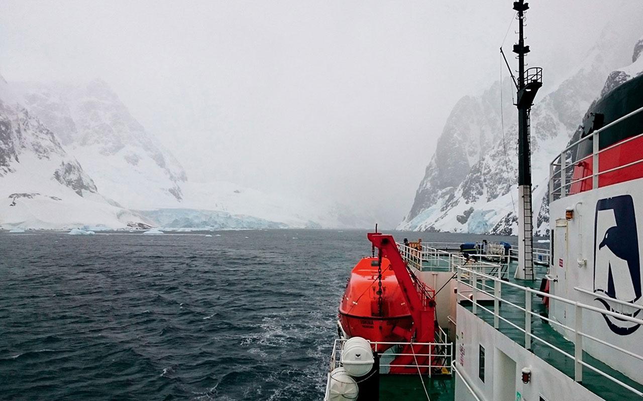 Türkiye Antarktika için Çevre Koruma Protokolünü imzaladı