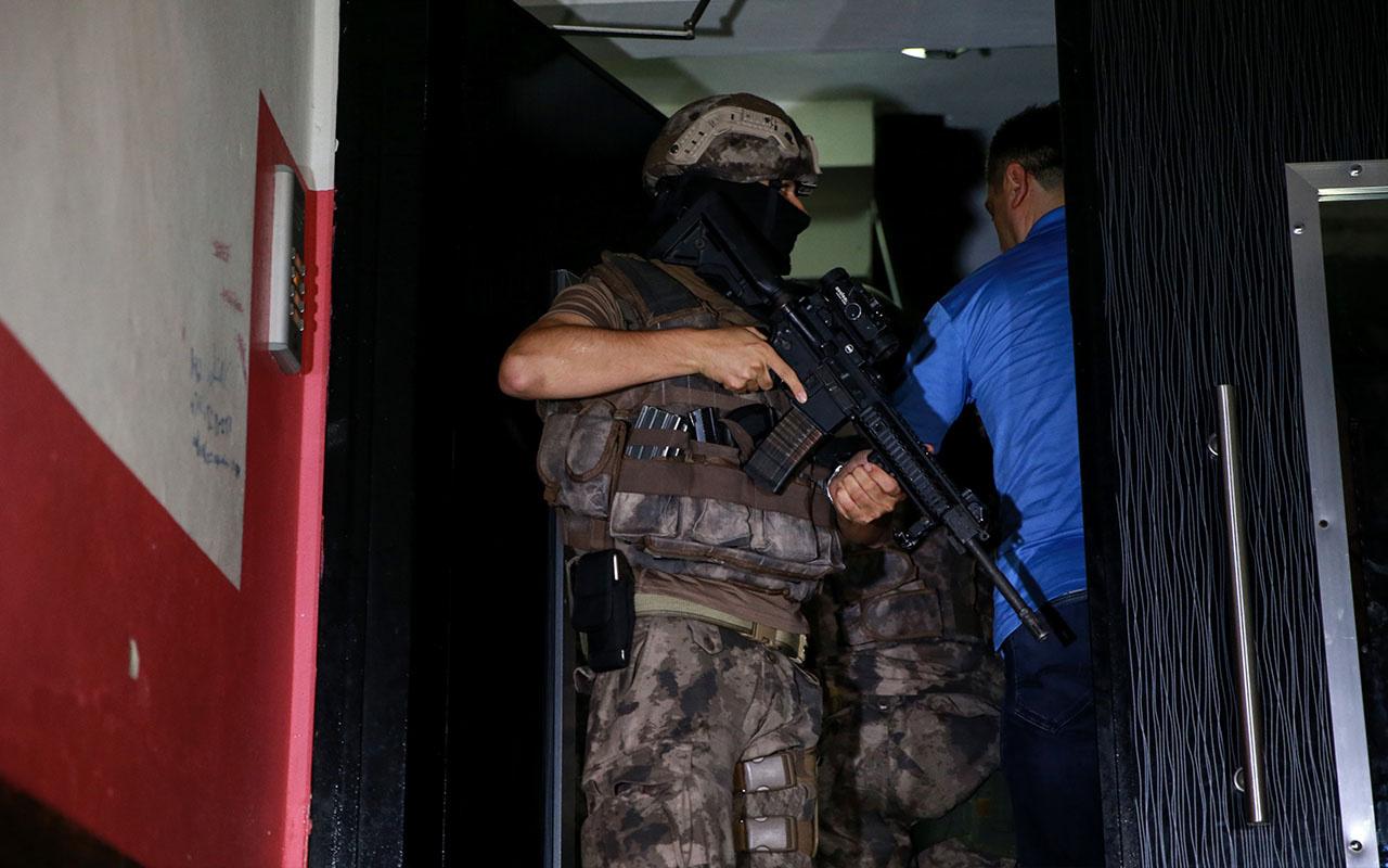 İstanbul merkezli 3 ilde 'torbacı' operasyonu
