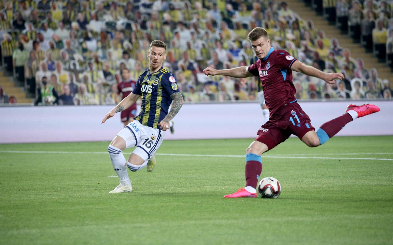 Fenerbahçe Trabzonspor Türkiye kupası yarı final maçı golleri ve geniş özeti