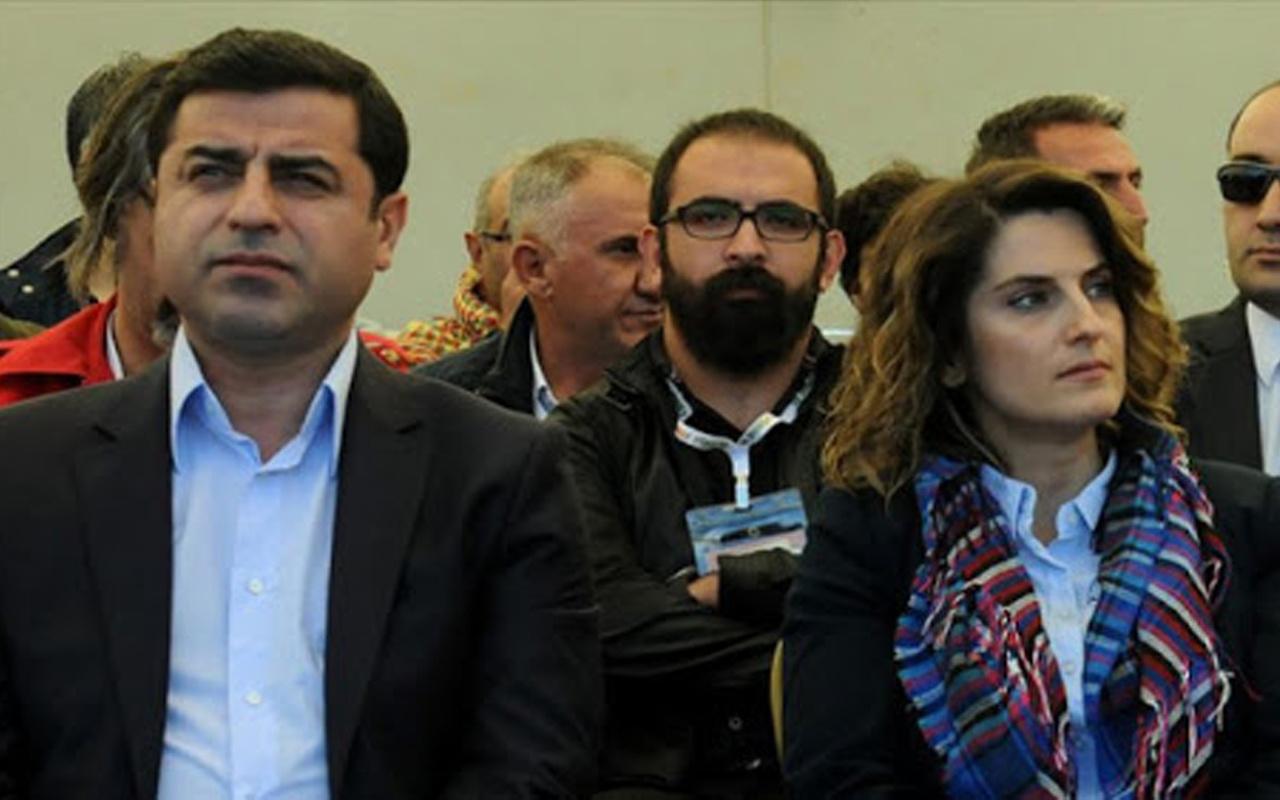 Başak Demirtaş'a sinkaflı küfür eden bir zanlı tutuklandı