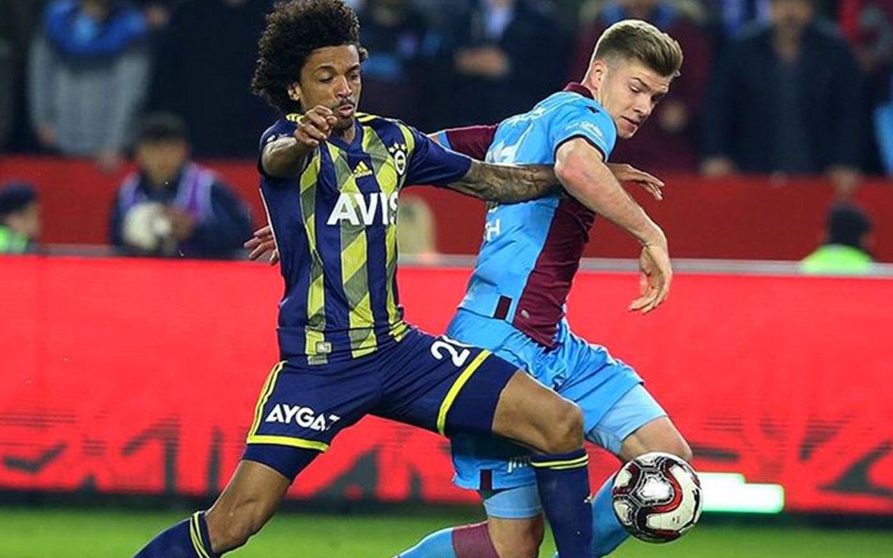 Fenerbahçe Trabzonspor maçı saat kaçta hangi kanal canlı veriyor