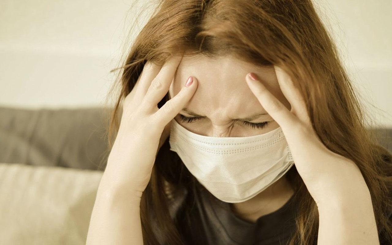Koronavirüs beyin ve sinirlerde kalıcı hasar yaratıyor