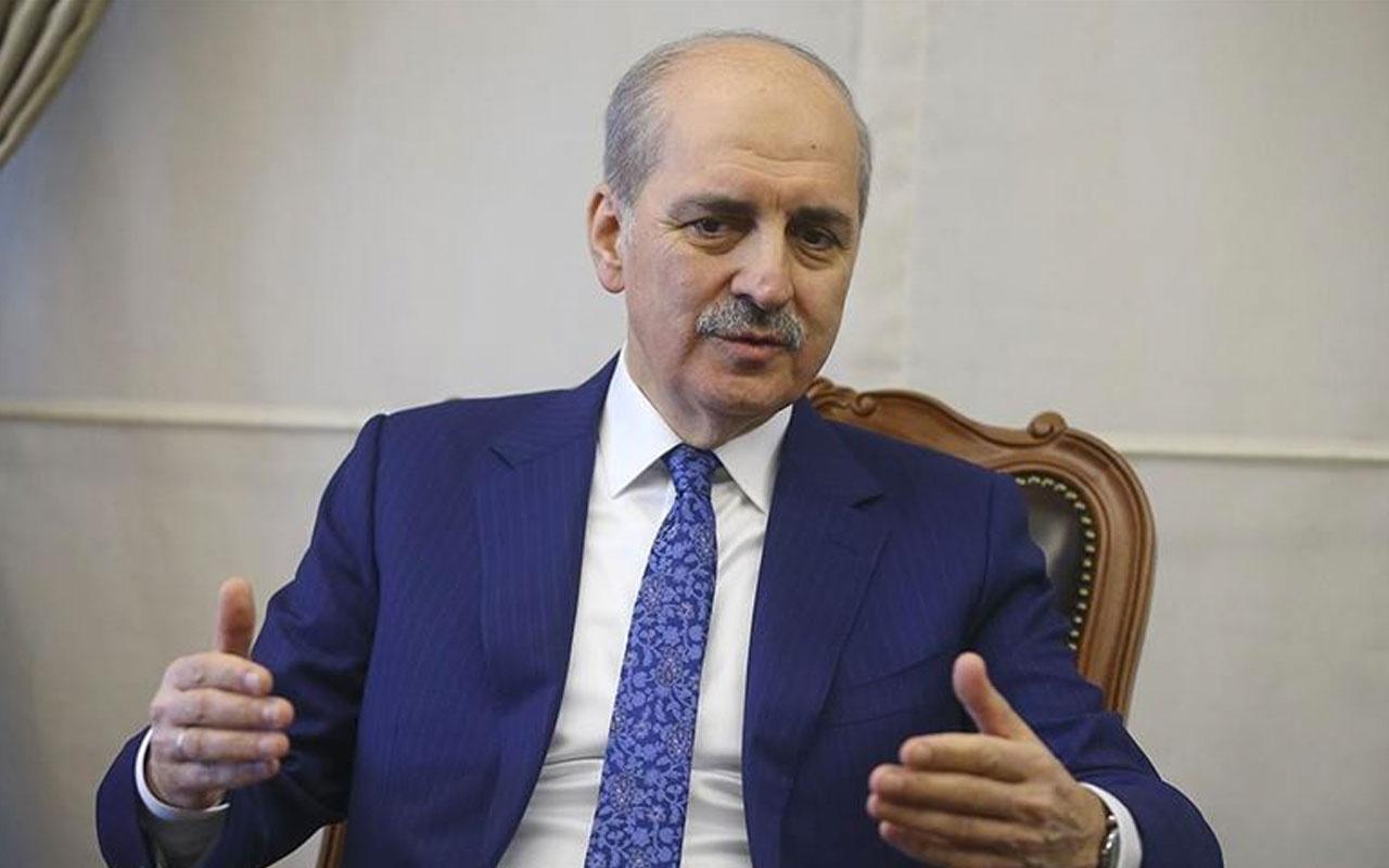Numan Kurtulmuş dikkat çeken açıklama! Erdoğan'ın üzerindeki yükü alacak kadrolar