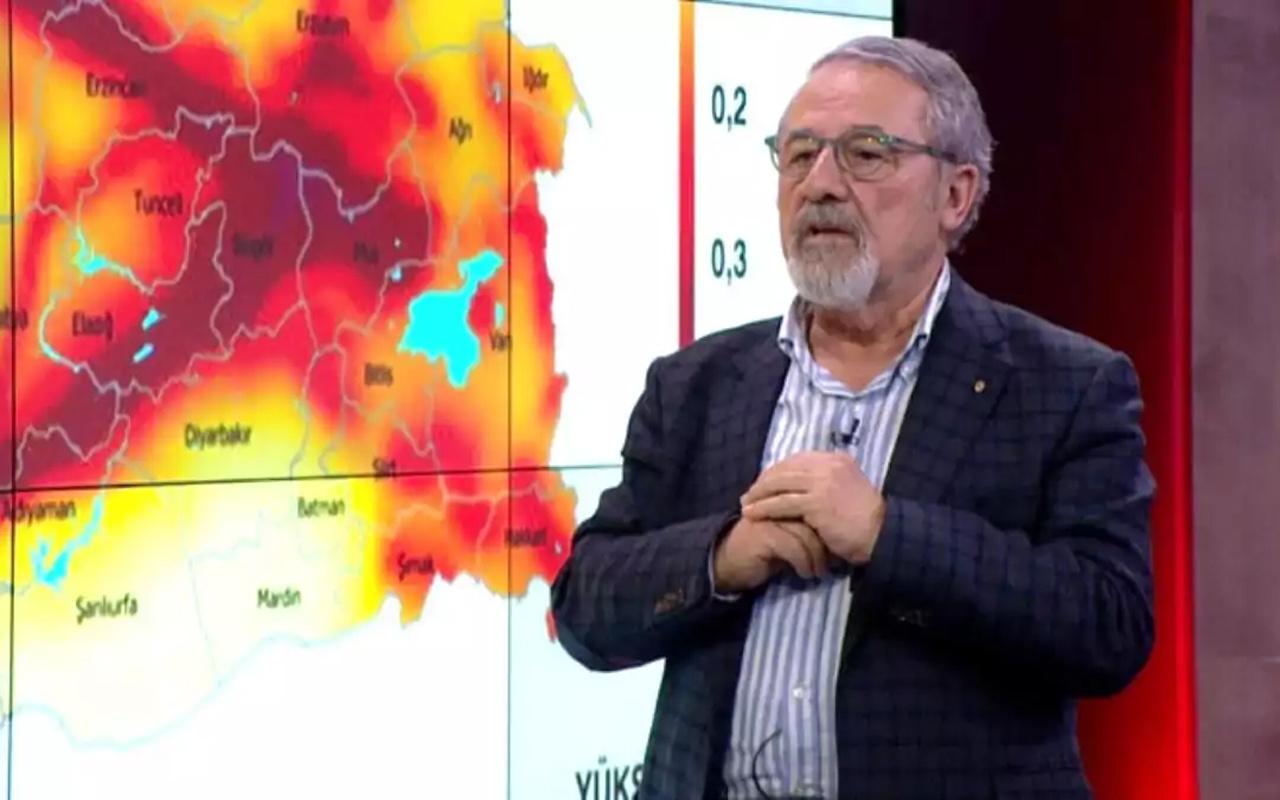 İşaret ettiği yer sallanan Prof. Dr. Naci Görür'den İstanbul için korkutan uyarı