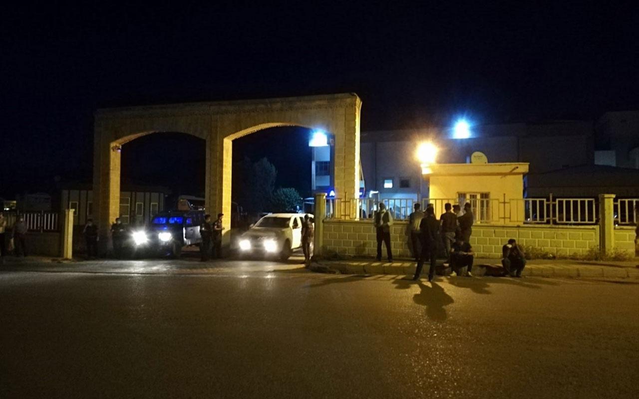 Şırnak'taki patlamada 4 işçi hayatını kaybetti