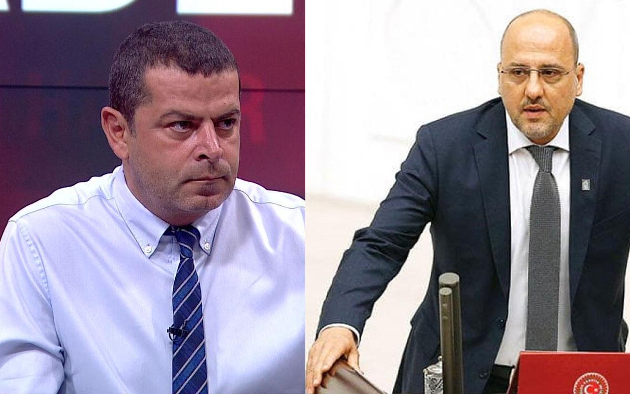 Cüneyt Özdemir ile Ahmet Şık fena birbirine girdi! Soytarı görmek istiyorsan...