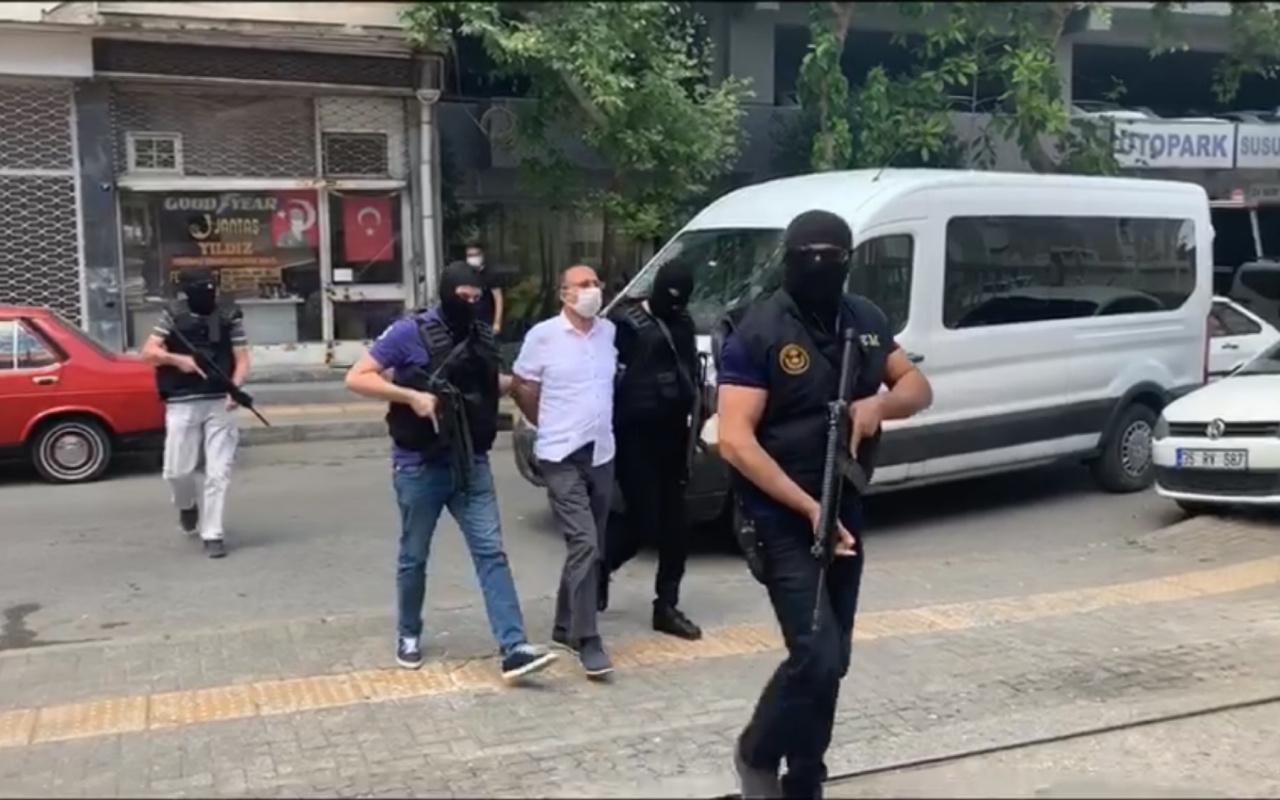 Kırmızı bültenle aranan DHKP/C'nin kasası yakalandı