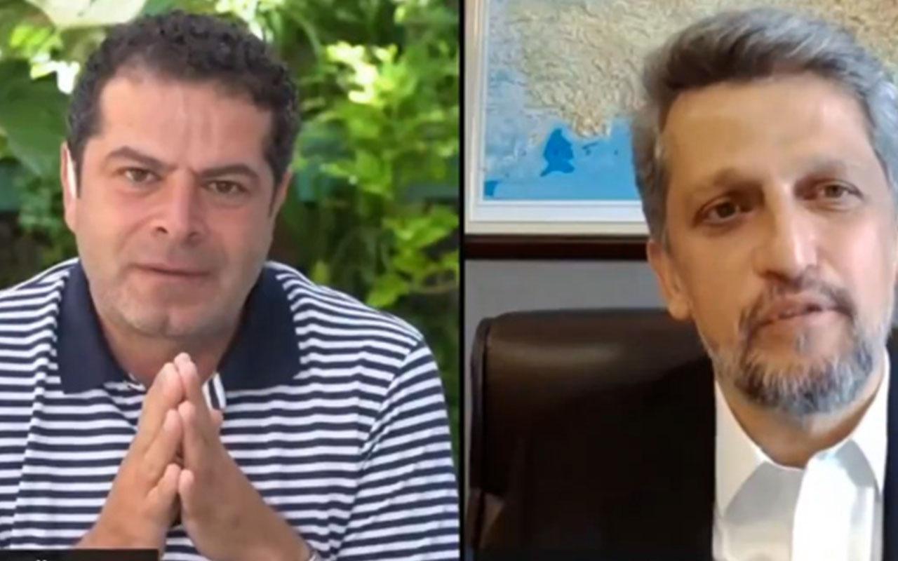 Cüneyt Özdemir HDP'li vekil Garo Paylan'a PKK'yı sordu bakın ne cevap aldı