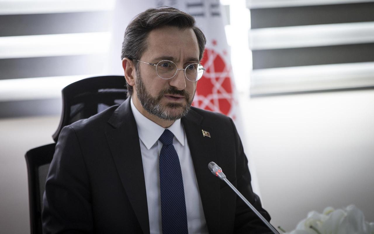 İletişim Başkanı Altun'dan '128 milyar dolar' paylaşımı