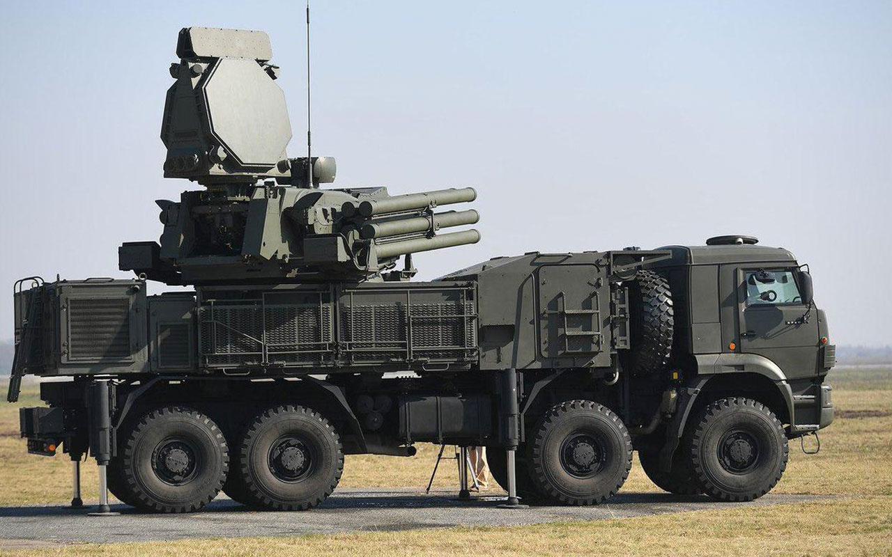 Rusya korku salan SİHA'lara karşı Pantsir'e yeni füzeler ...