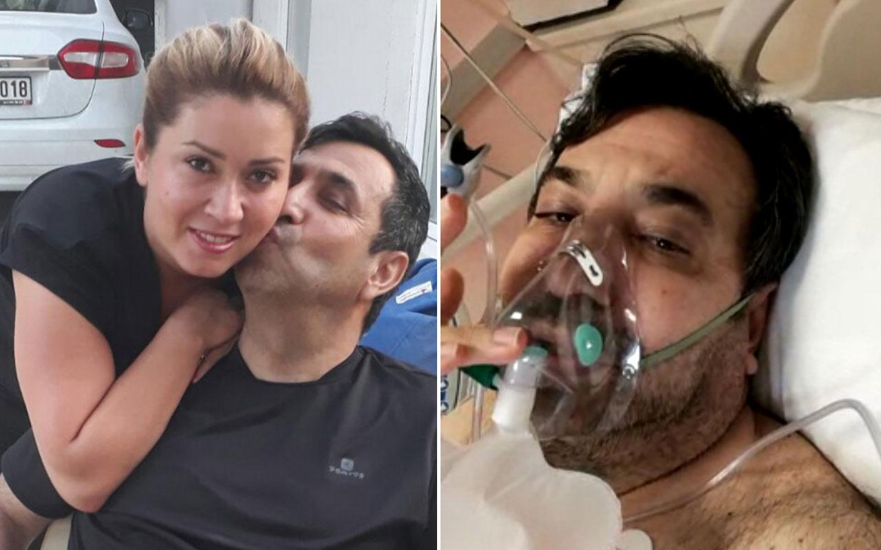 Koronadan ölen Dr. Salih Çevli'nin eşi son görüşmeyi anlattı: Müthiş öfkeleniyorum