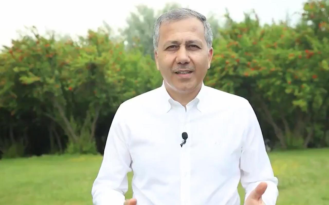Vali Yerlikaya'dan LGS'ye girecek gençlere başarı mesajı