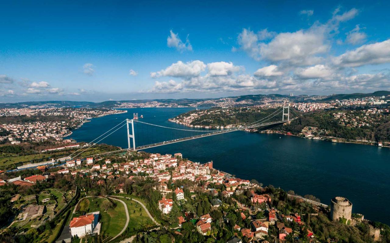 İstanbul'da Formula 1 tanıtım filmi çekimleri nedeniyle bazı yollar trafiğe kapatılacak