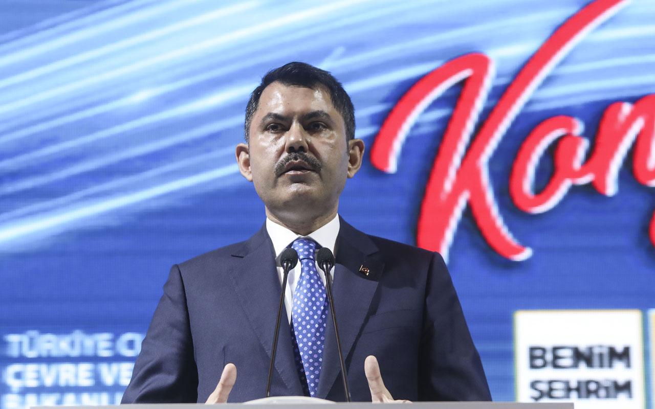 Çevre ve Şehircilik Bakanı Kurum: 1 milyonuncu konutun anahtarını vatandaşımıza vereceğiz