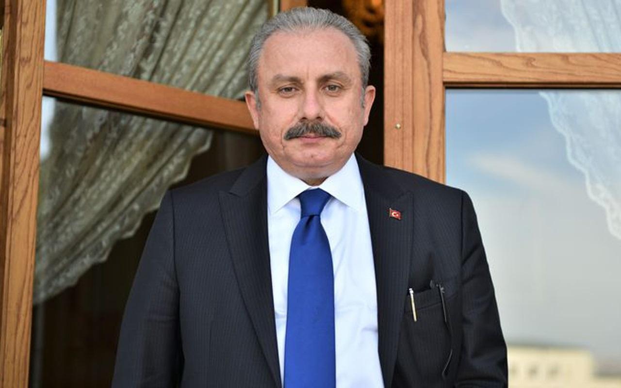 AK Parti: TBMM Başkanlığı'na yeniden Mustafa Şentop'u aday göstereceğiz