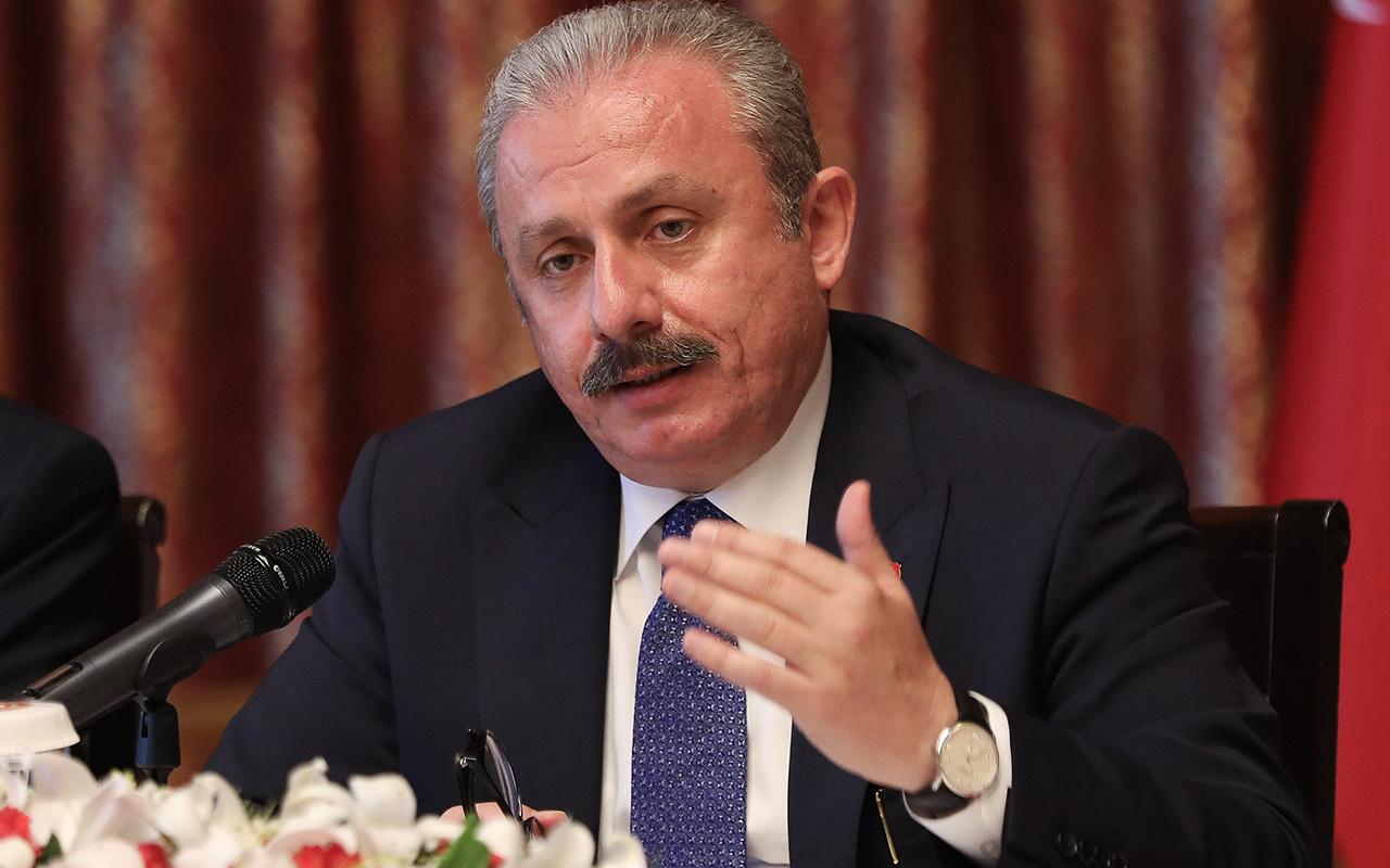 AK Parti'nin Meclis Başkanı adayı Mustafa Şentop! Bakanlar Kurulu da değişmiyor