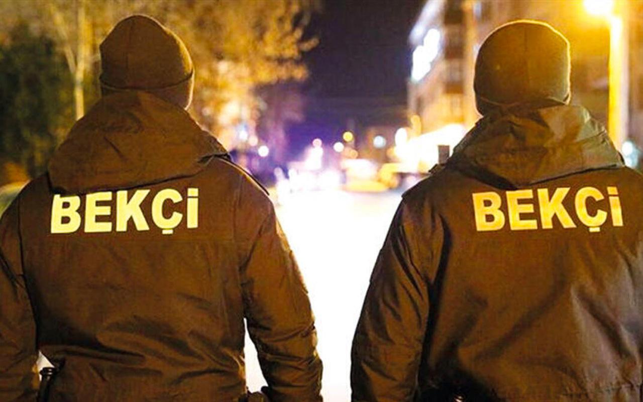 Bekçilere gözetleme yetkisi iddiası! Emniyet Genel Müdürlüğü açıklama yaptı