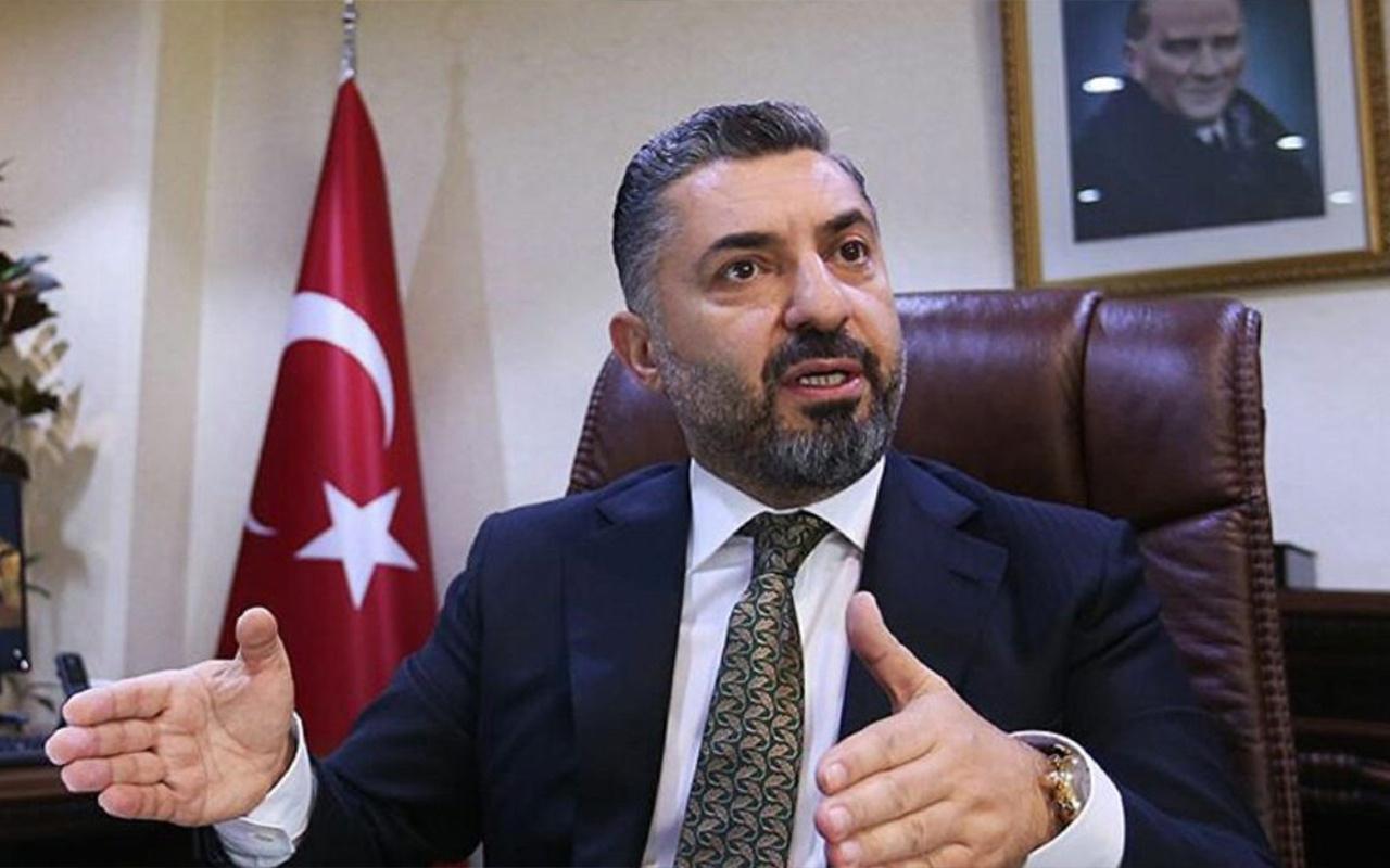 RTÜK Başkanı Şahin '4 maaş alıyor' polemiğine yanıt verdi