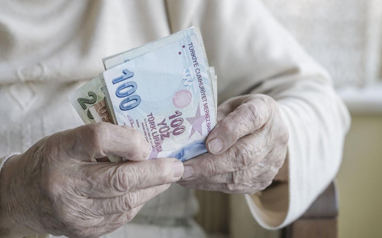 Borcu olan emekliler dikkat! Maaşınıza haciz konulabilir