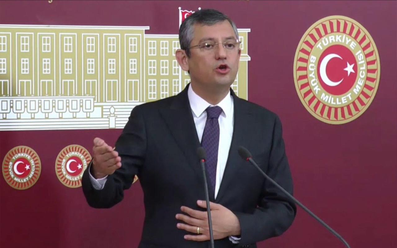 CHP'li vekillere 217 fezleke! CHP'li Özel: Yargılanıp mahkum olan kişi sayısı 80 kat arttı
