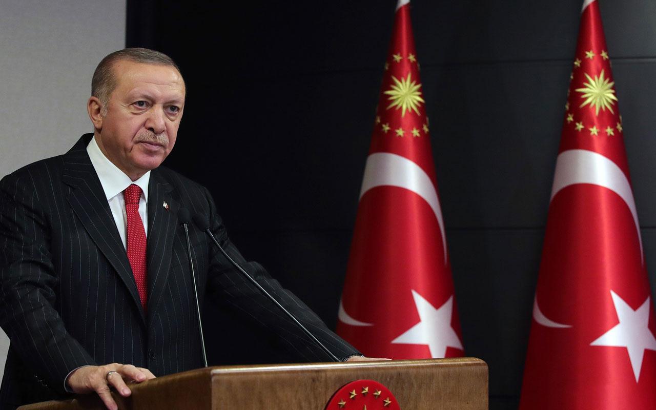 Cumhurbaşkanı Erdoğan'dan 'Babalar Günü' mesajı