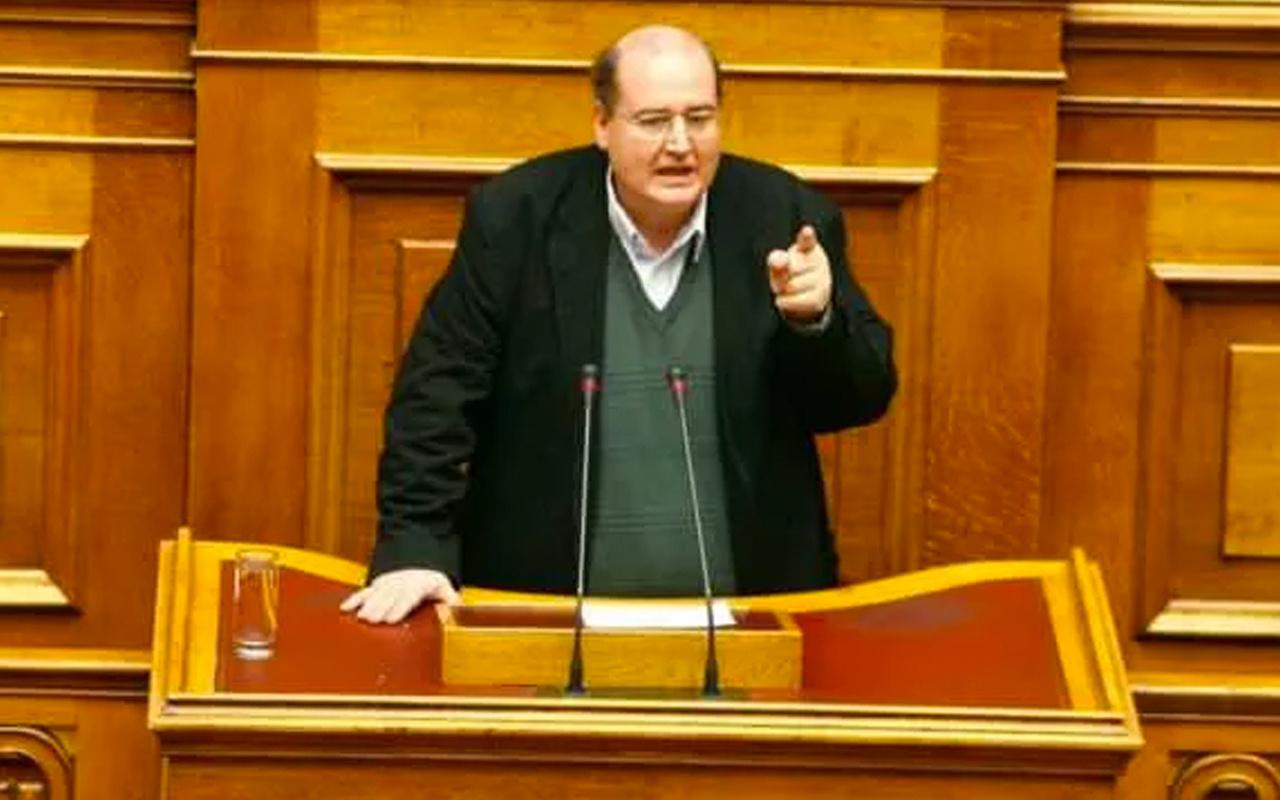 Yunan vekil: Türkiye karşısında korkak bir hükümetimiz var