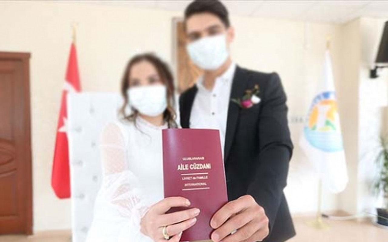 Düğün mevsimi geliyor koronavirüse dikkat!