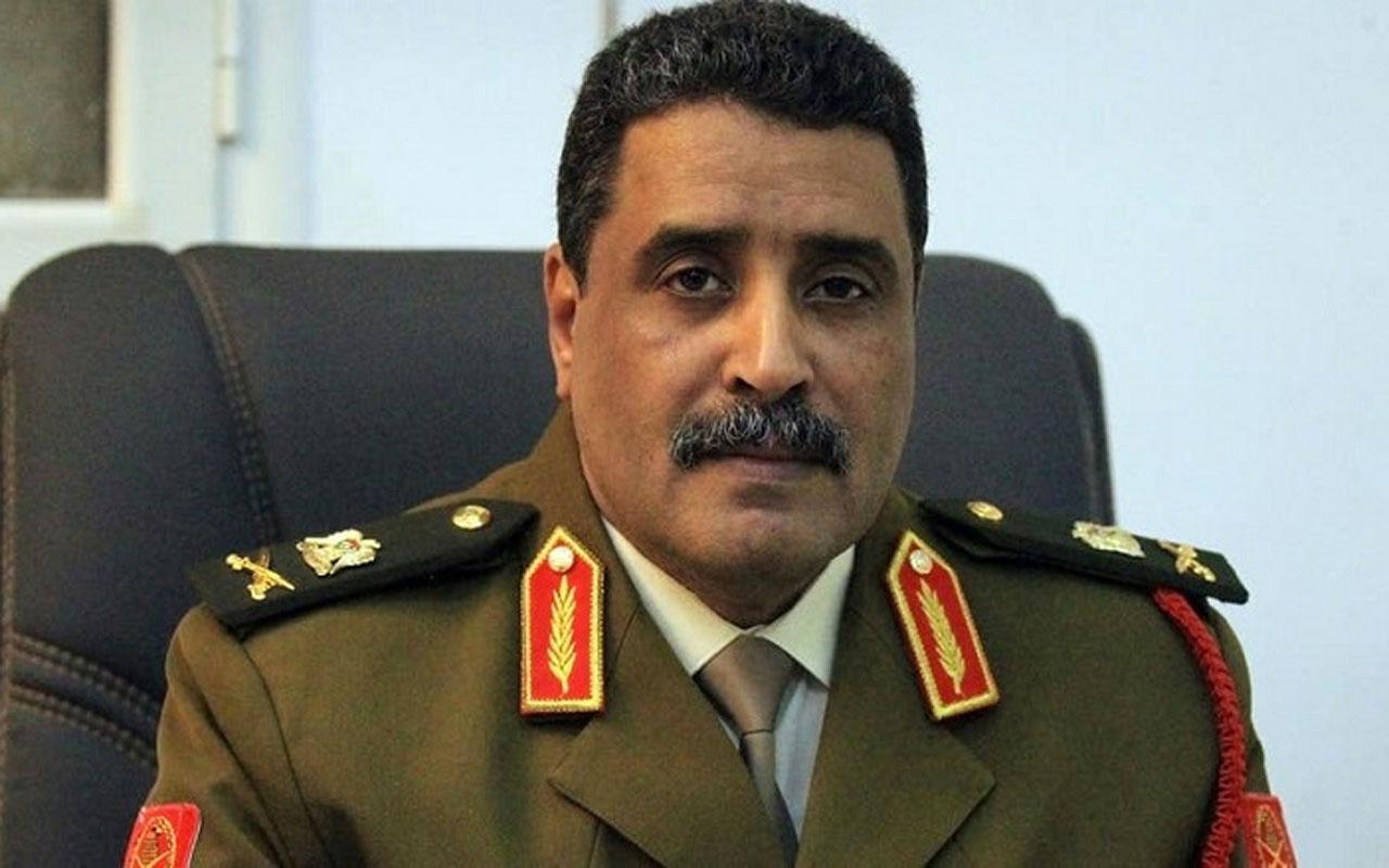 Hafter'in Sözcüsü Mismari: Libya hükümeti Mısır'daki piramitlere adlarını yazmak istiyor