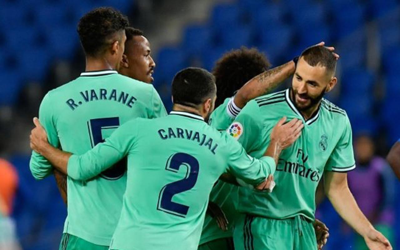 Real Madrid Barcelona'yı yakaladı