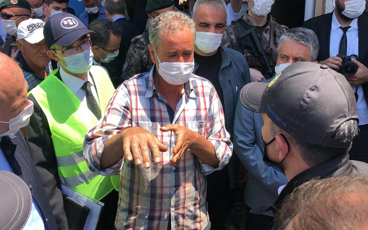 Soylu sel felaketini yaşayan Bursa'da: Yaraların sarılması için gerekli adımlar atılıyor