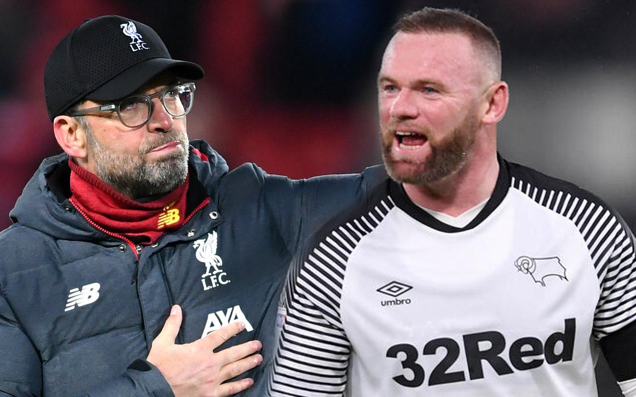 Wayne Rooney'nin Jurgen Klopp düşüncesi: Ligi domine edebilir