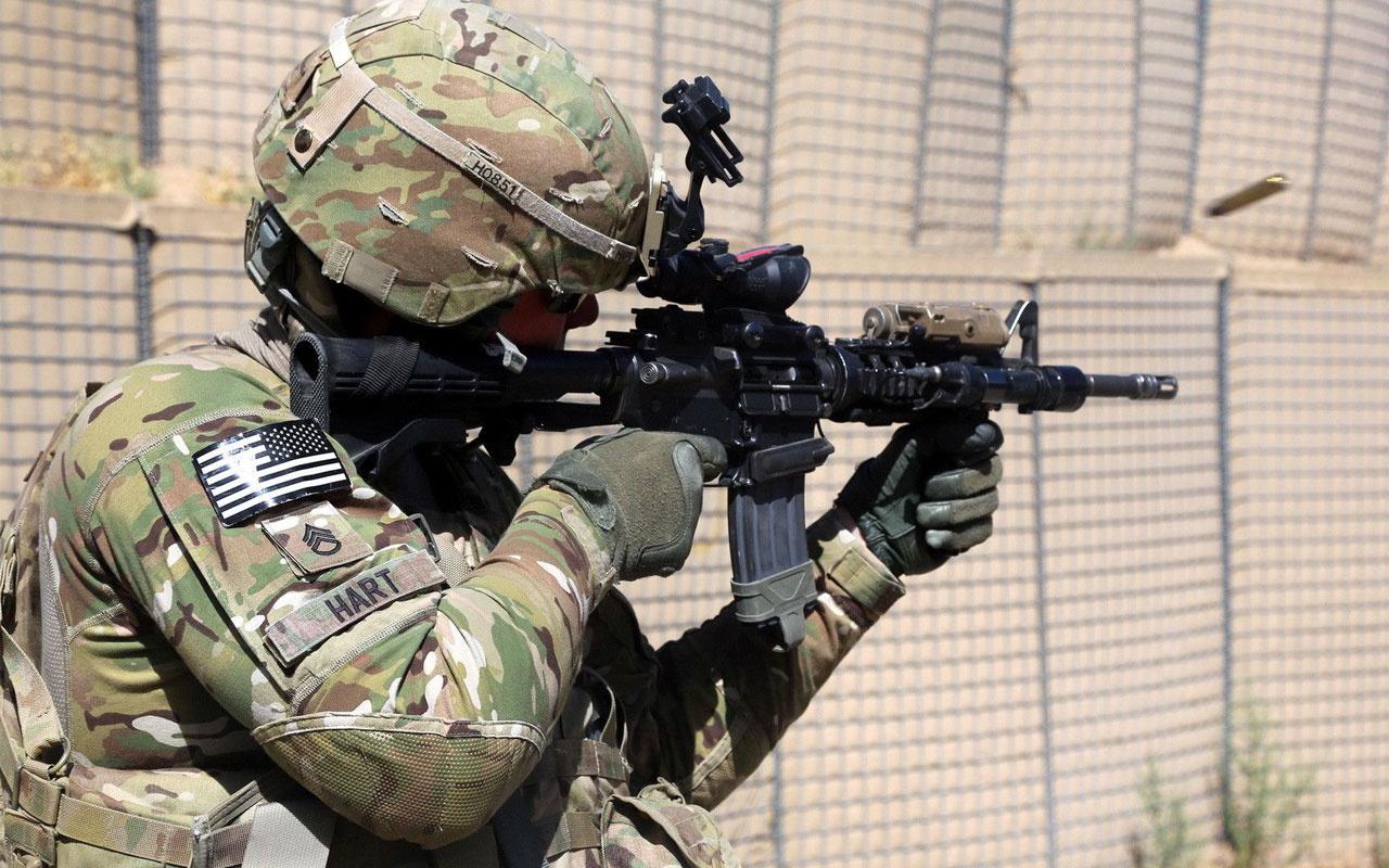 Birliğine ait bilgileri terörist örgütle paylaşan ABD'li asker tutuklandı