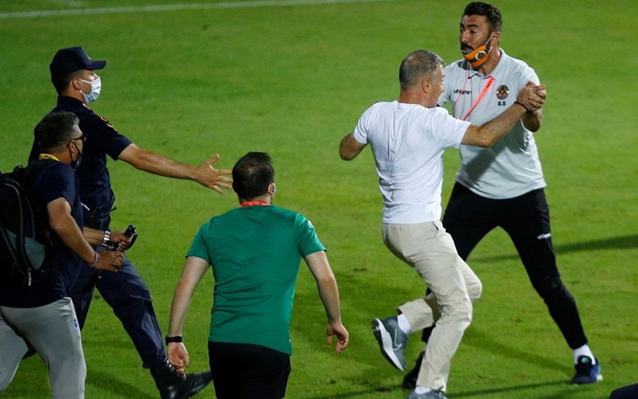 Ahmet Ağaoğlu, Alanyaspor maçında neler yaşandığını anlattı