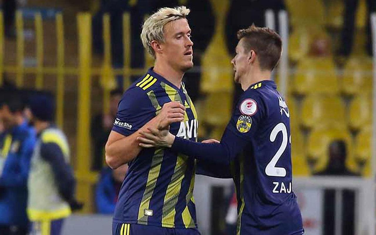 Fenerbahçe'de Kruse'den sonra Zacj şoku!