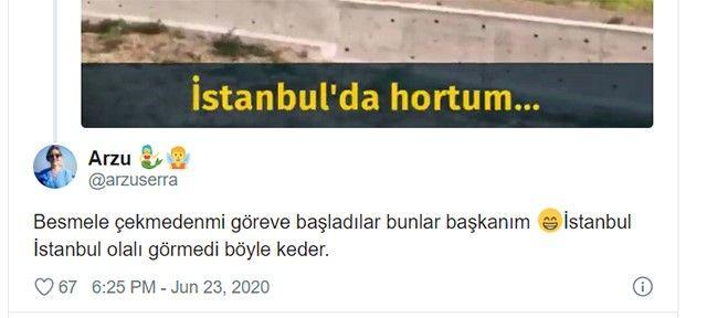 Gökçek'ten Twitter'ı karıştıran İmamoğlu tweeti