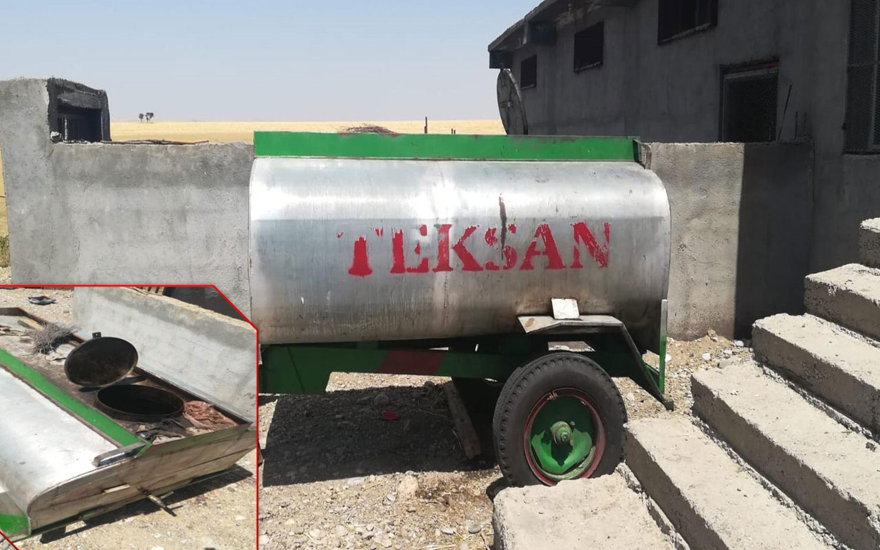 Diyarbakır'da TPAO'ya ait petrol boru hattından hırsızlık: 3 gözaltı