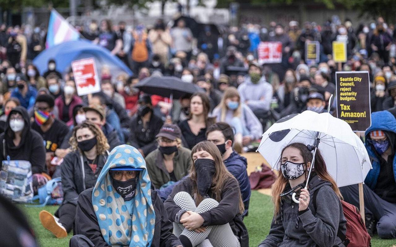 Seattle Belediyesi protestocuların kurduğu 'özerk bölge'yi dağıtacak