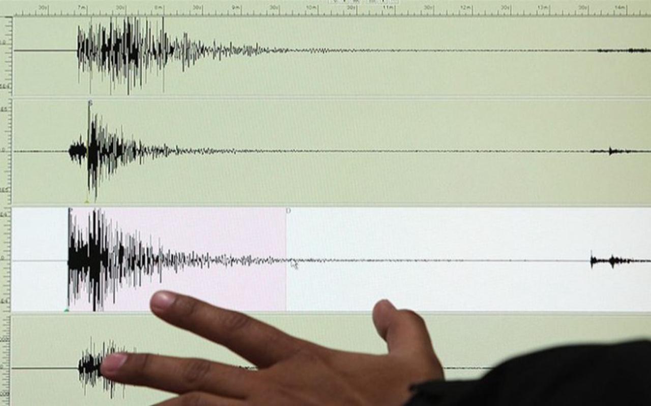 Son dakika Çankırı'da deprem oldu! AFAD şiddetini açıkladı son depremler listesi