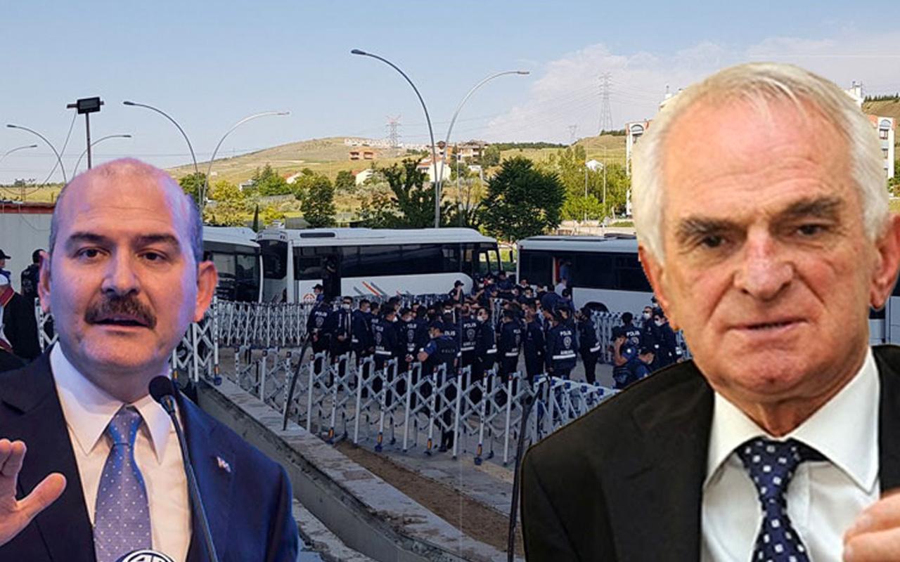 Baroların yürüyüş krizi ile ilgili CHP'li Önder Sav Bakan Soylu'yu arayıp öneri sunmuş