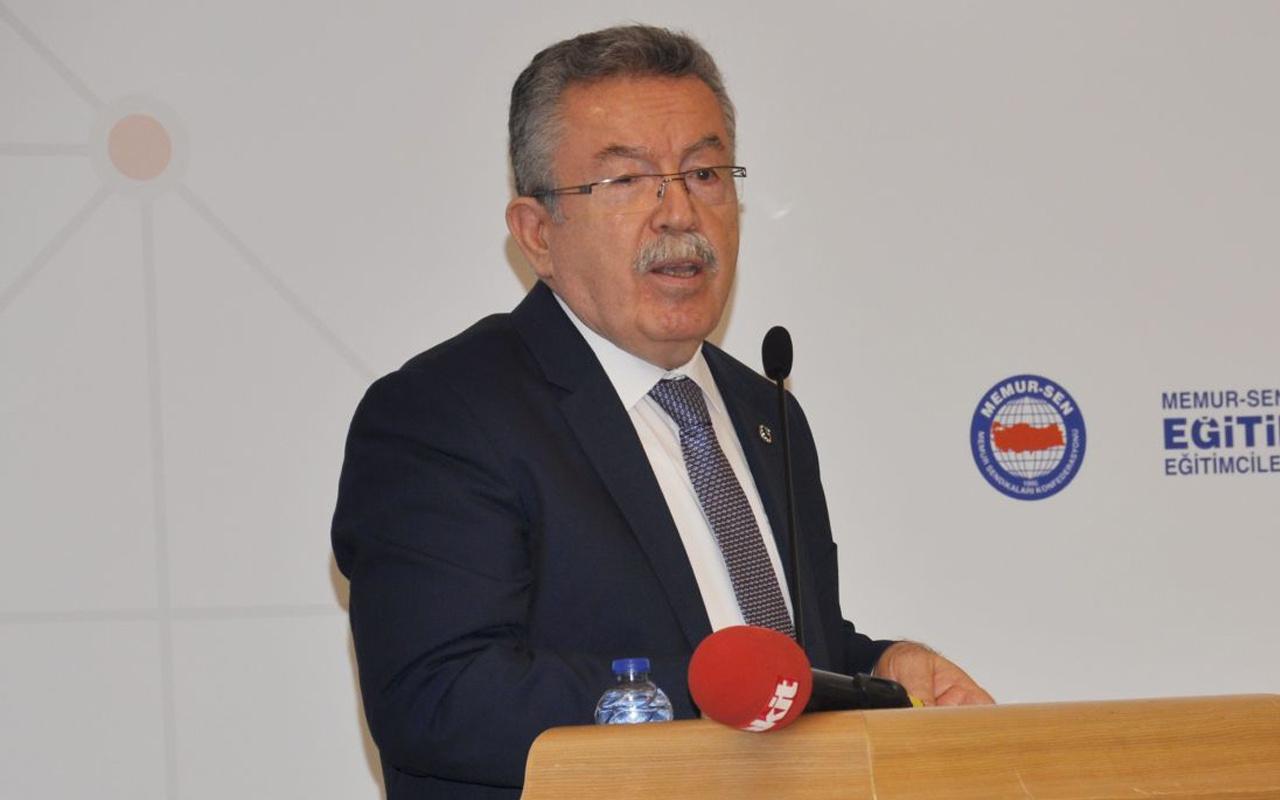 Eski YÖK Başkanı Yusuf Ziya Özcan'dan çok samimi FETÖ açıklamaları! Saflığımıza bak