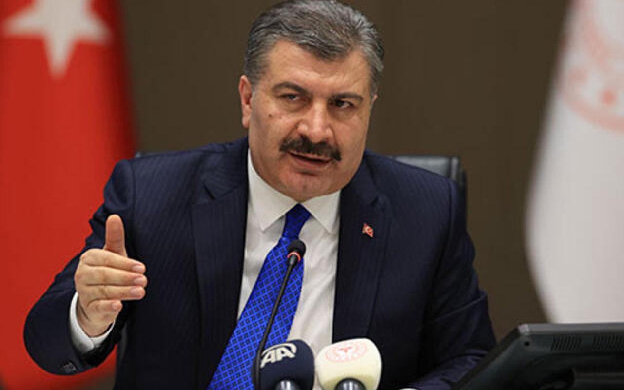 Sağlık Bakanı koronavirüste son durumu açıkladı: Tedirginliğimizi artıyor