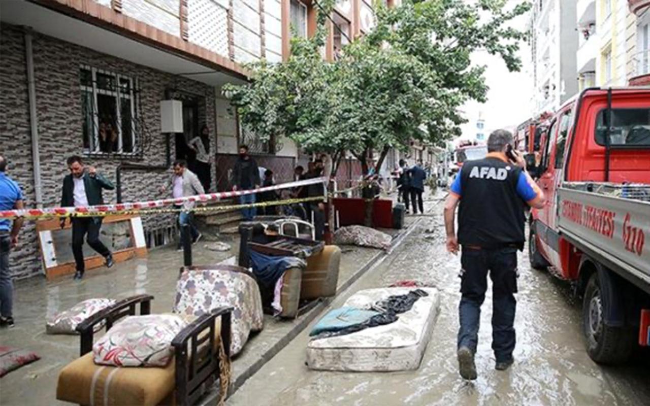 Bakanlar harekete geçti! İstanbul'da selin oluşturduğu zararlar giderilecek