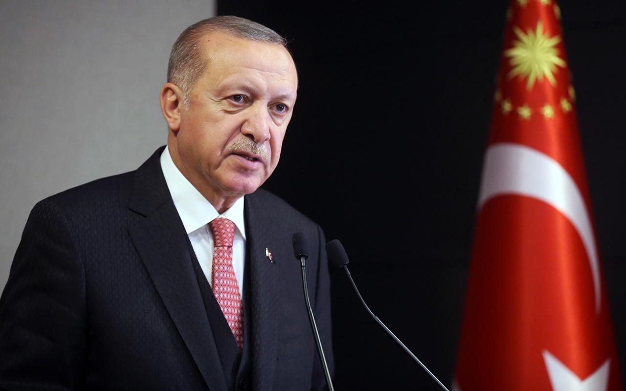 Başkan Erdoğan'dan deprem bölgesinde kritik açıklamalar