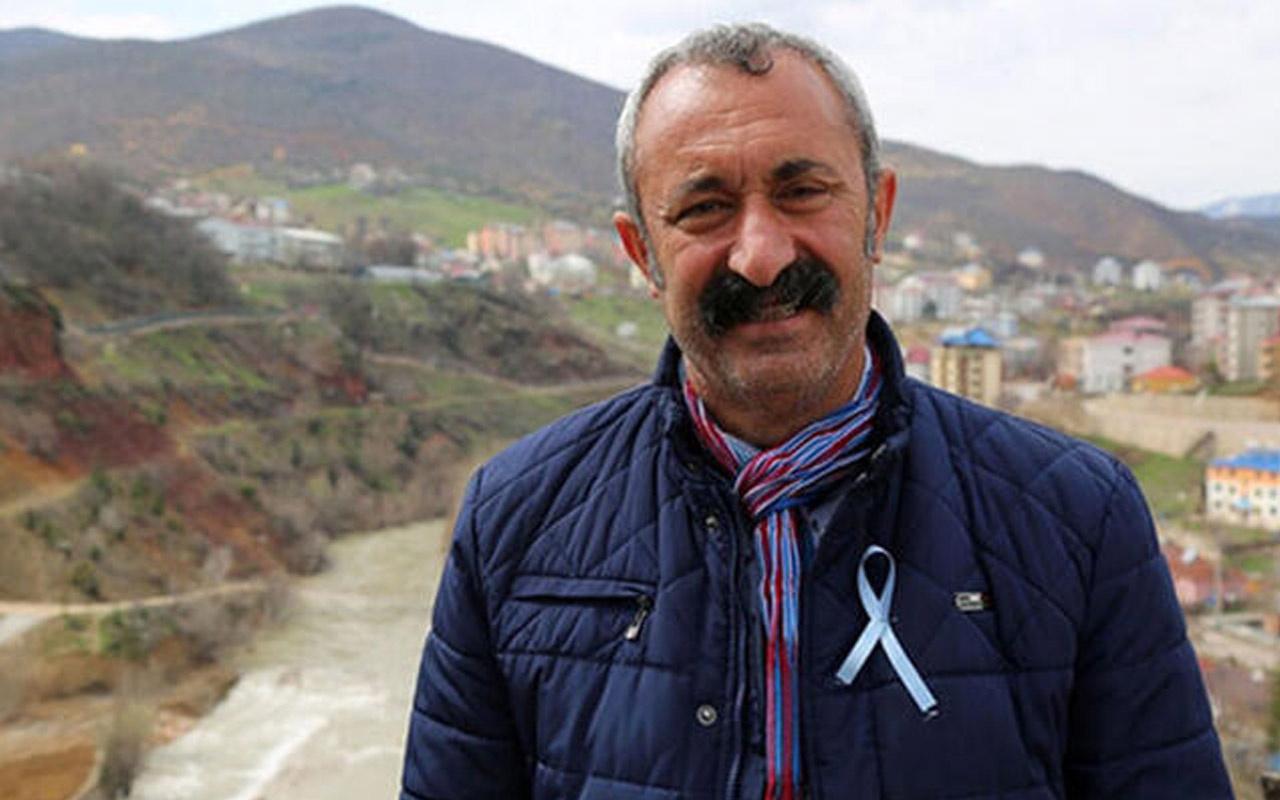 Tunceli Belediye Başkanı Maçoğlu'nun koronavirüs tedavisi iyiye gidiyor