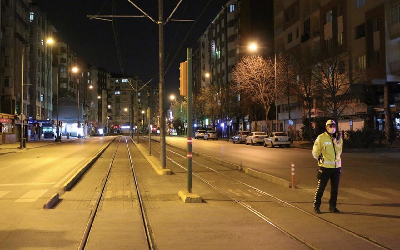 Kastamonu'da yasak bitti sokağa çıkma yasağı kalktı haberi geldi